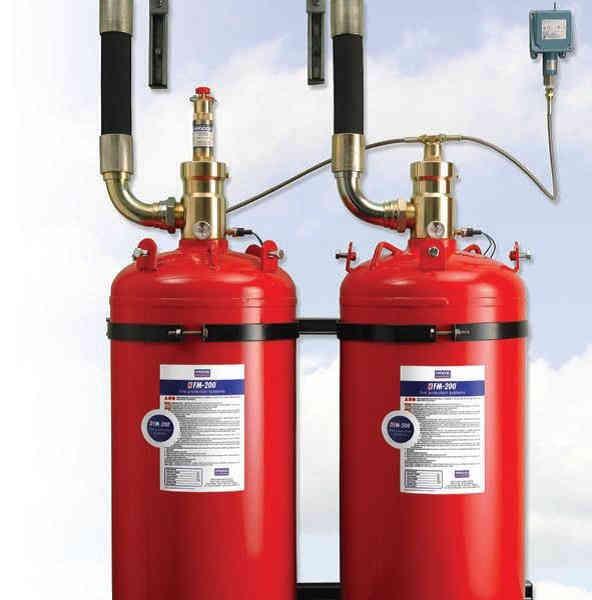 Sistemas contra incendios a base de gases limpios - Sistemas de seguridad contra incendios ...